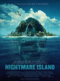 Nightmare Island sortie cinéma
