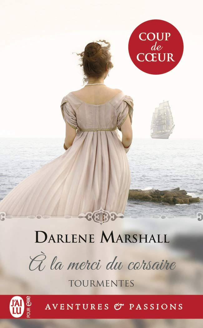 A la merci du corsaire de Darlene Marshall