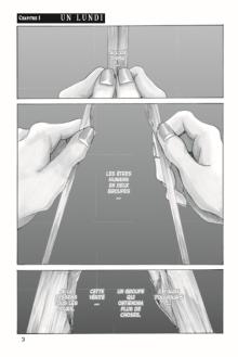 En proie au silence d'Akane Torikai - img 1