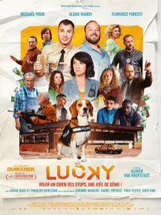 Lucky sortie cinéma