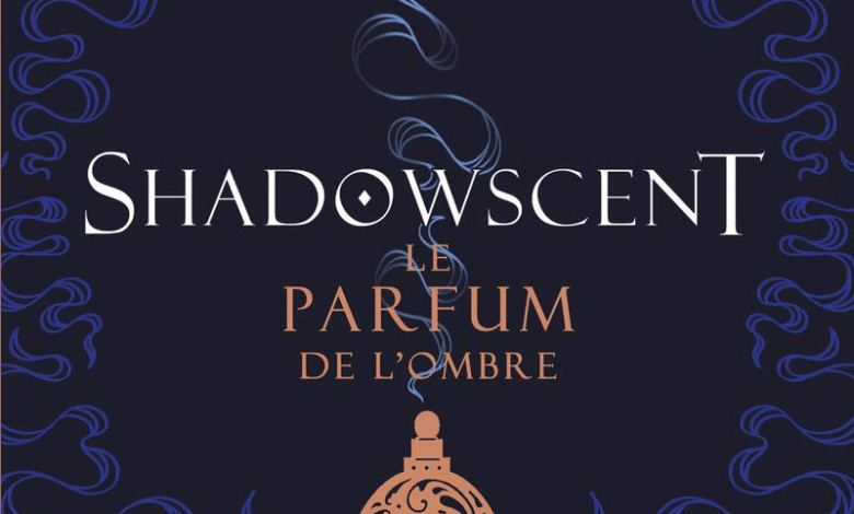 Photo de Shadowscent T01 : Le parfum de l'ombre de P.M. Freestone