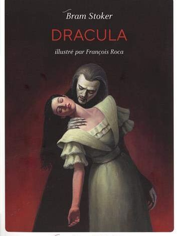 Photo of Dracula illustré par François Roca