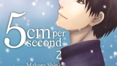 Photo of 5 cm per second T02 de Makoto Shinkai & Yukiko Seike