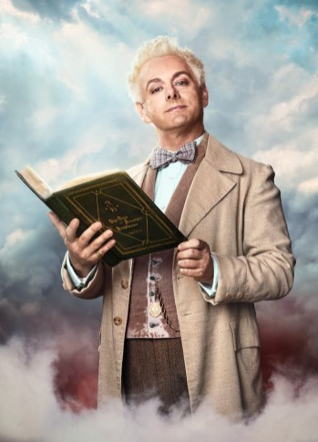 Good Omens en DVD de Douglas Mackinnon