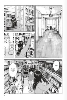 Extrait 3 de 5 cm per second Makoto Shinkai