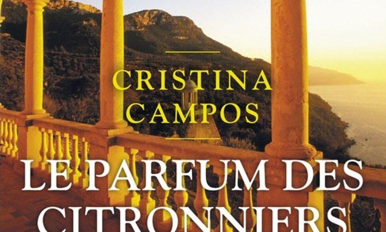 Photo of Le parfum des citronniers de Cristina Campos