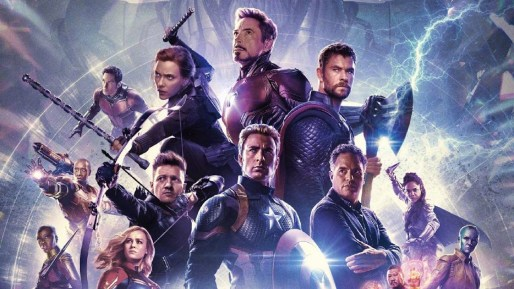 Avenger 4 EndGame img 6 Groupe