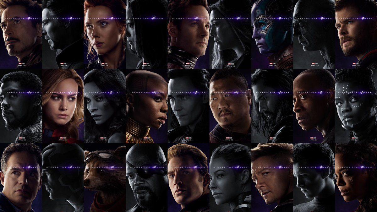 Avenger 4 EndGame