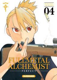 Fullmetal alchemist perfect T04 de Hiromu Arakawa