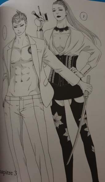 moon and sun de Akane Abe page 2
