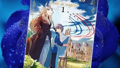 Photo of Le bleu du magicienT01 de Isuo Tsukumo (Koré Yamazaki et Makoto Sanda)