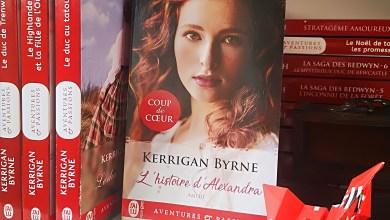 Photo de L'histoire d'Alexandra de Kerrigan Byrne