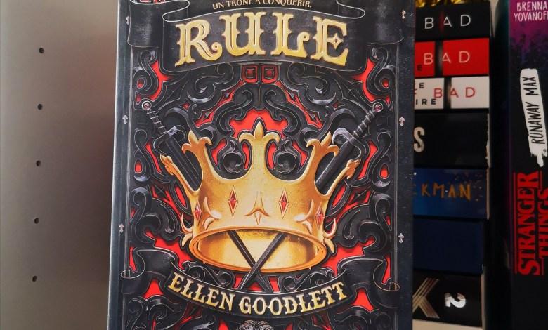 Photo de Rule de Ellen Goodlett