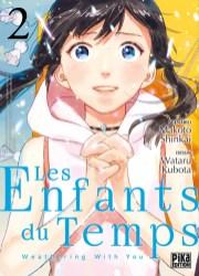 Les Enfants du Temps T2 de Watary Kubota