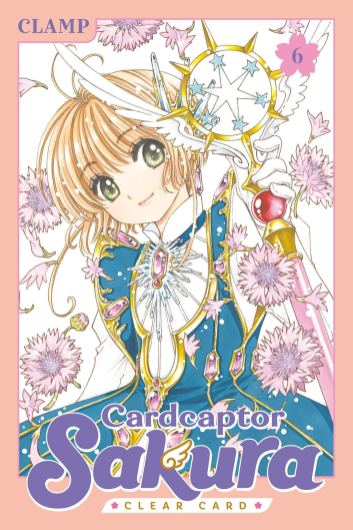 Card Captor Sakura - Clear Card 06_Clamp
