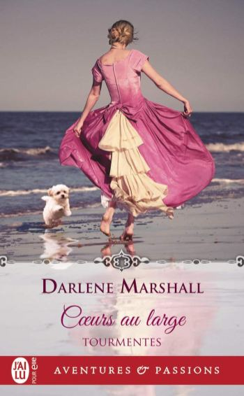 Coeurs au large de Darlène Marshall