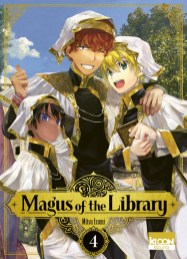 Magus of the library T04
