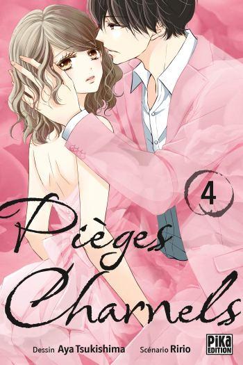 Pièges Charnels T04 de Aya Tsukishima & Ririo