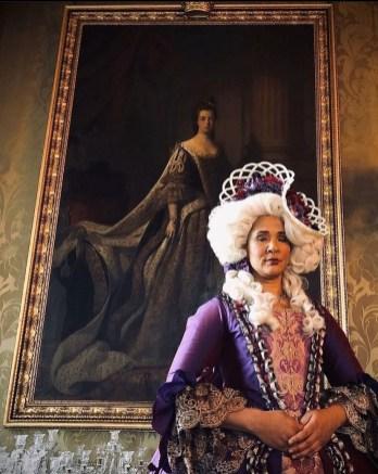 Bridgerton -Queen Charlotte