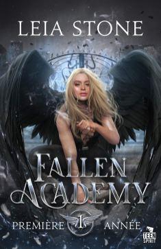 Fallen Academy T01 de Leia Stone