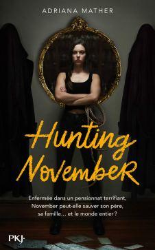 Hunting November de Adriana Mather