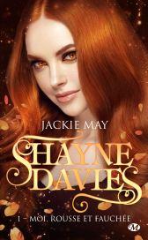 Moi, rousse et fauchée de Jackie May