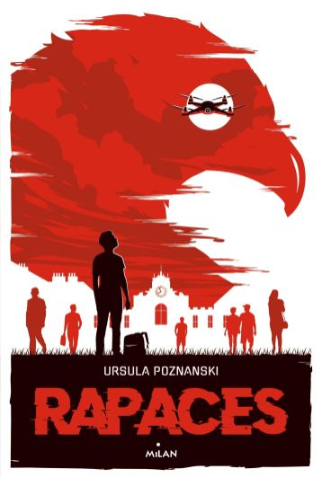 Rapaces de Ursula Poznanski
