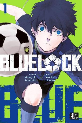 Blue Lock T01 de Kaneshiro & Yusuke Nomura