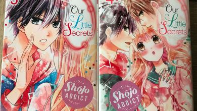 Photo de Our Little Secrets T03 & T04 de Ema Toyama