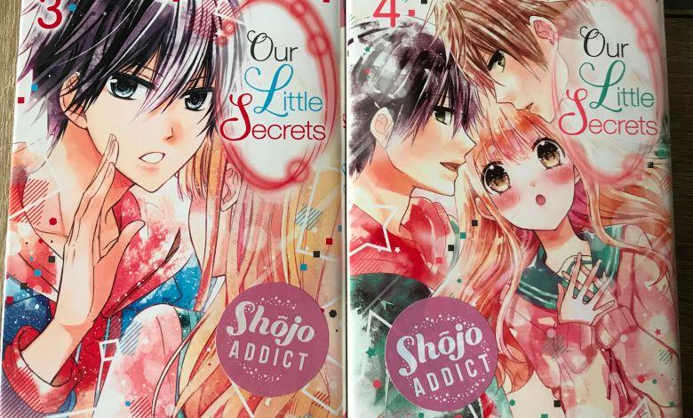 Photo de Our Little Secrets T03 & T04 de Ema Toyama