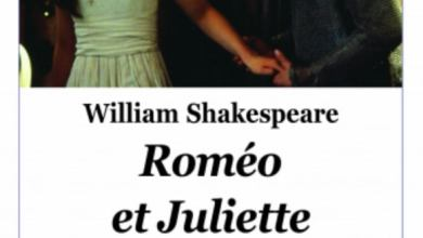 Photo de Roméo et Juliette de William Shakespeare
