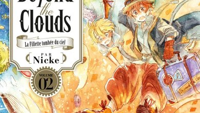 Photo of Beyond The Clouds Tome 2 de Nicke