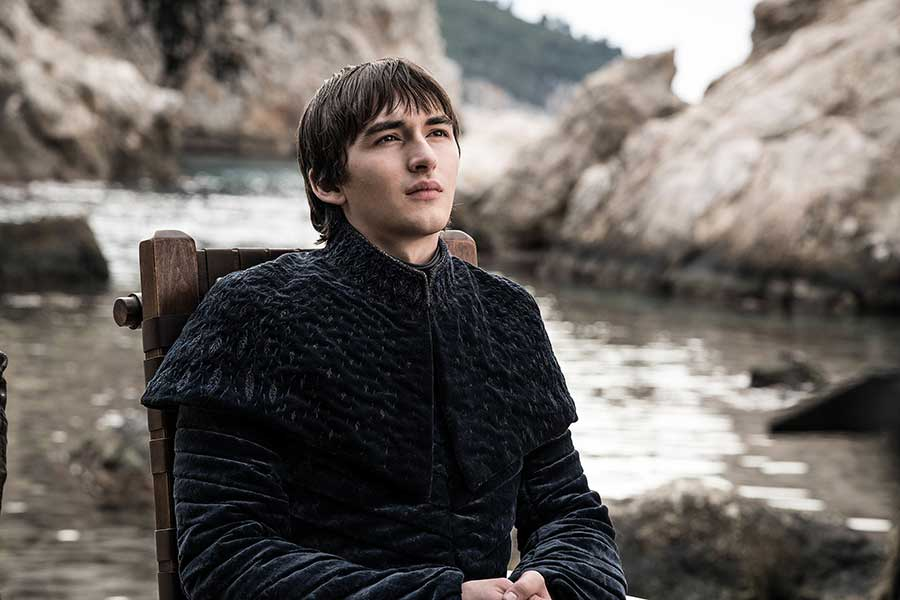 Game of thrones Saison 8 - Episode 6 - Bran