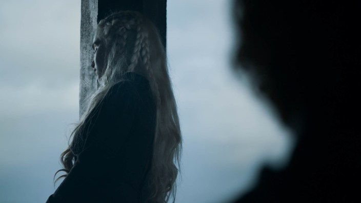 Games of Thrones Saison 8 - Episode 5 - Daenerys à bout