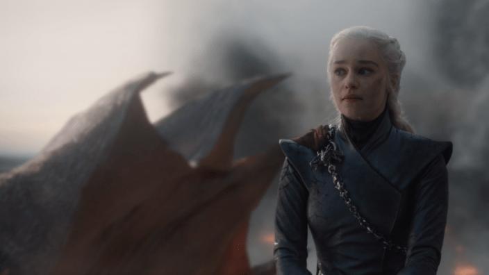 Games of Thrones Saison 8 - Episode 5 - Daenerys