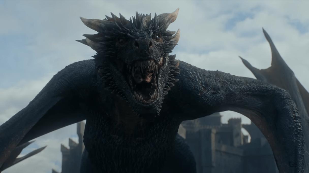 Games of Thrones Saison 8 - Episode 5 - Drogon 2