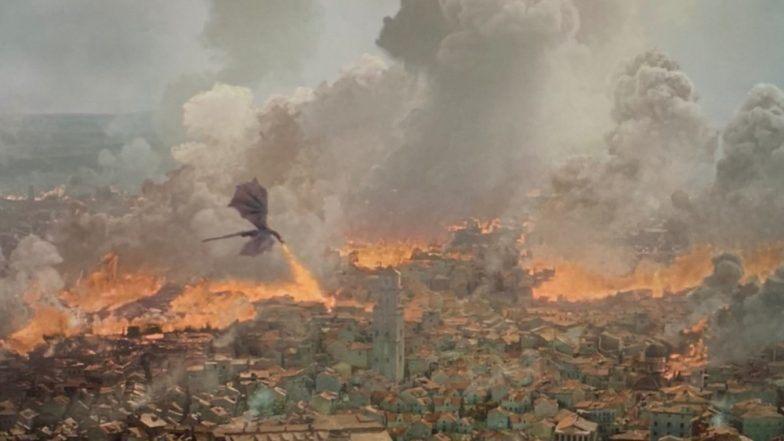 Games of Thrones Saison 8 - Episode 5 - Drogon