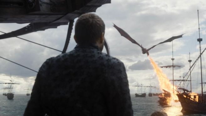 Games of Thrones Saison 8 - Episode 5 - Euron