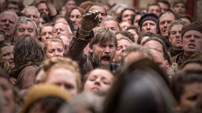 Games of Thrones Saison 8 - Episode 5 - Jaime Give Me 5