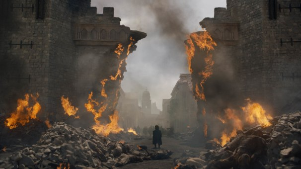 Games of Thrones Saison 8 - Episode 5 - Tyrion et la porte