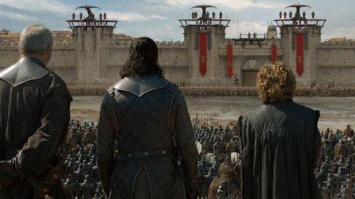 Games of Thrones Saison 8 - Episode 5 - bataille