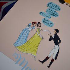 Orgueil & Préjugés de Jane Austen et Margaux Motin