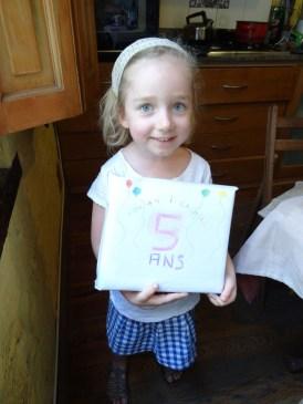 MONTEVIDEO / Les 5 ans d'Anna