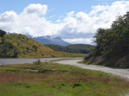 CANAL DE BEAGLE / Piste J vers l'estancia Harberton