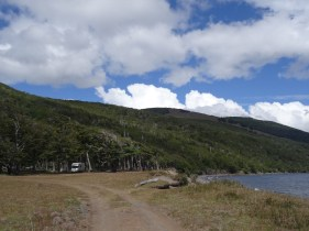 TERRE DE FEU / Bivouac Lago Blanco