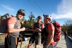 Les 100 km de trek de la Cumbrecita, c'est ce we! Lionel n'a pas voulu s'inscrire...