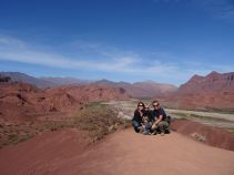 CAFAYATE / Quebrada de la ruta 68