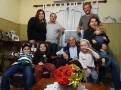 TUCUMAN / Soirée avec la famille d'Andréa autour d'un asado. A bientôt en France peut-être?