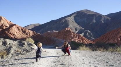 PURMAMARCA / Balade dans la montagne aux sept couleurs