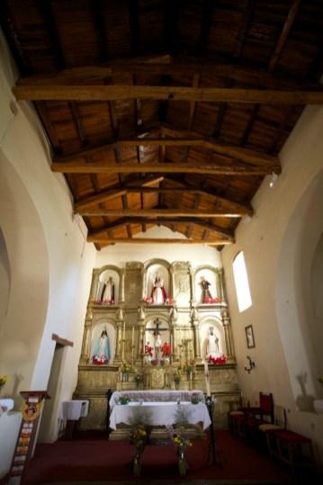 VALLEE CALCHAQUIE / Molinos - église